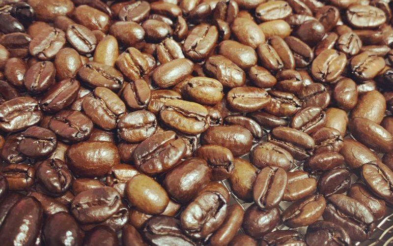 ブラジルのコーヒー豆