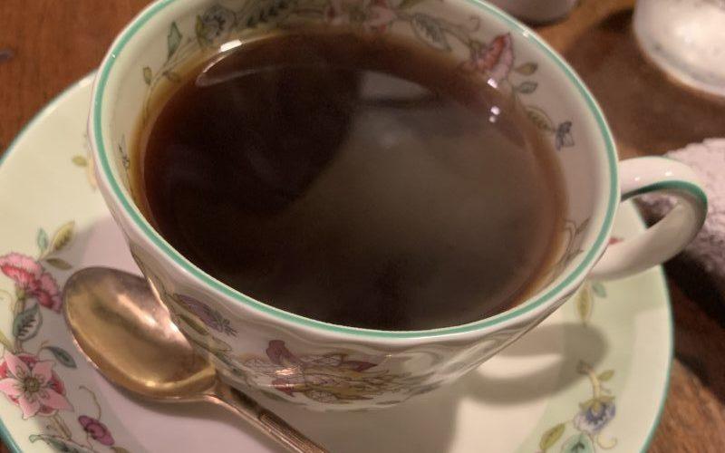 ブラジル産のコーヒー