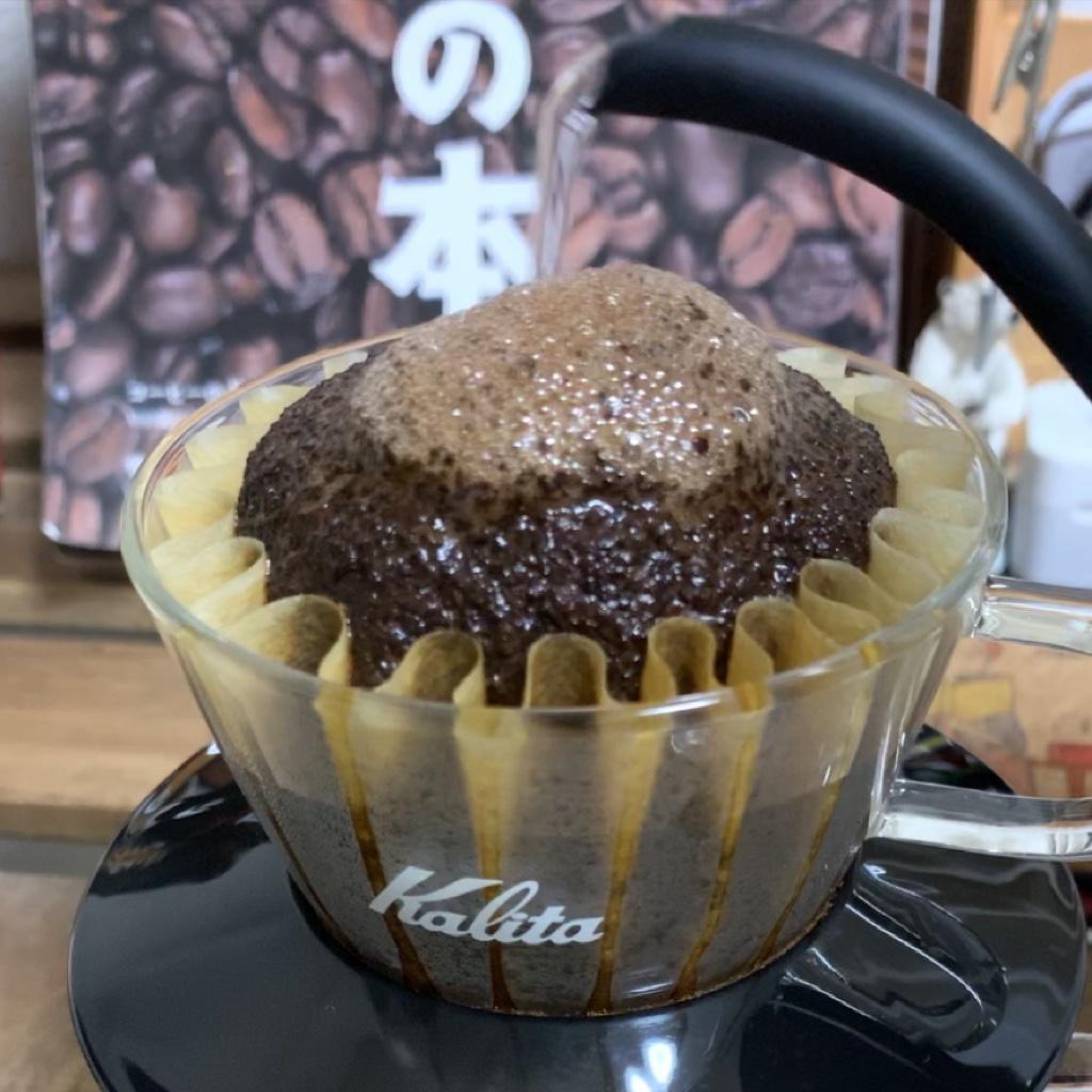 コーヒー 泡