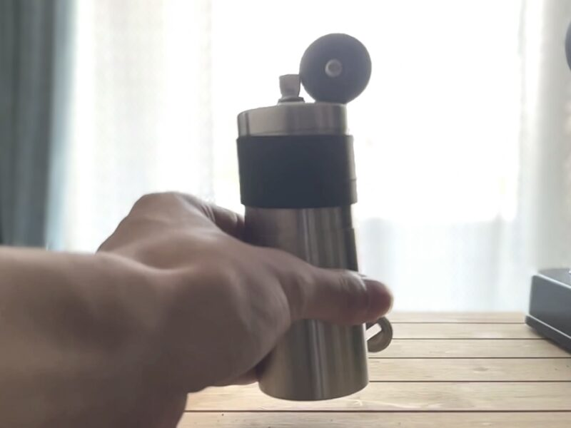 ポーレックス コーヒーミル ミニ