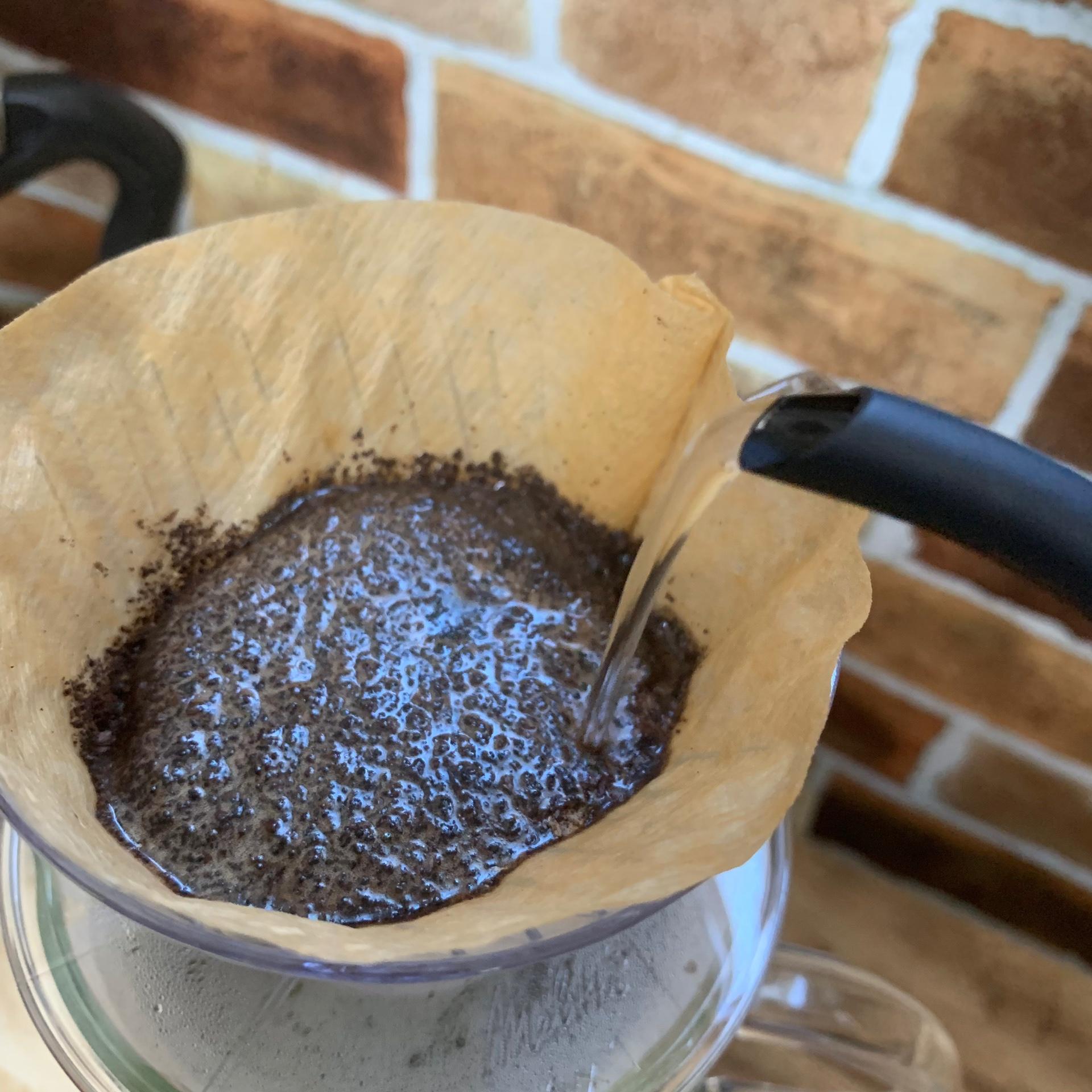 コーヒー ハンドドリップ