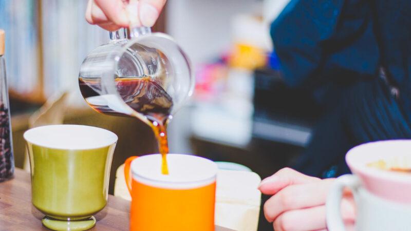 毎日飲むコーヒー