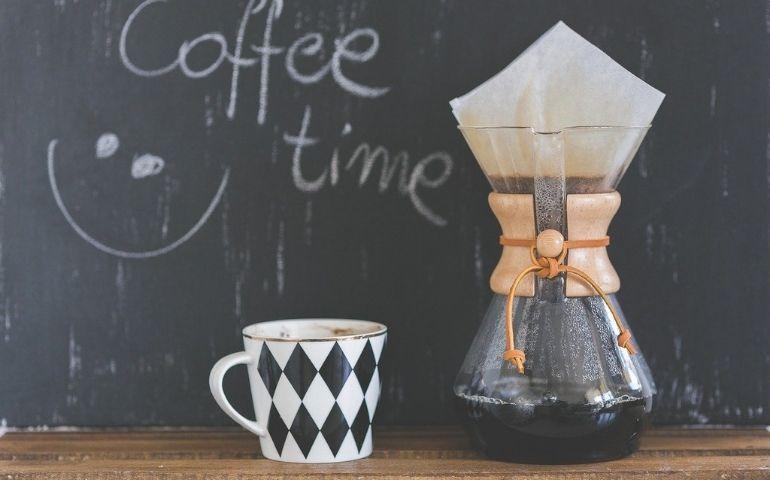 コーヒーの中挽きを習得しリフレッシュ時間を楽しもう