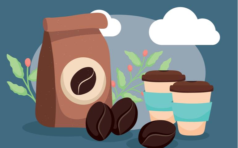 コーヒーは豆の状態で購入しよう